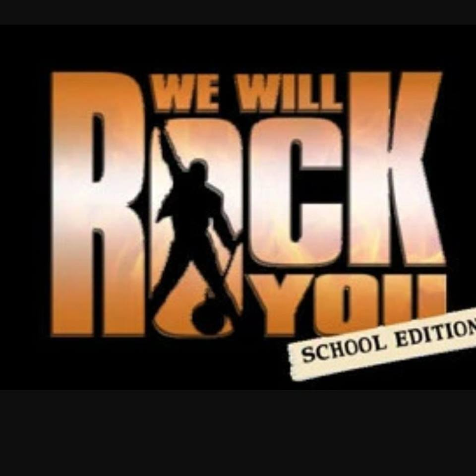 We Will Rock You on the Lunchbox!