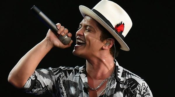 Bruno Mars just announced Irish date as part of his 2018 European tour.