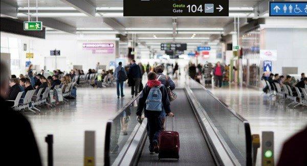 Man found dead in Dublin Airport