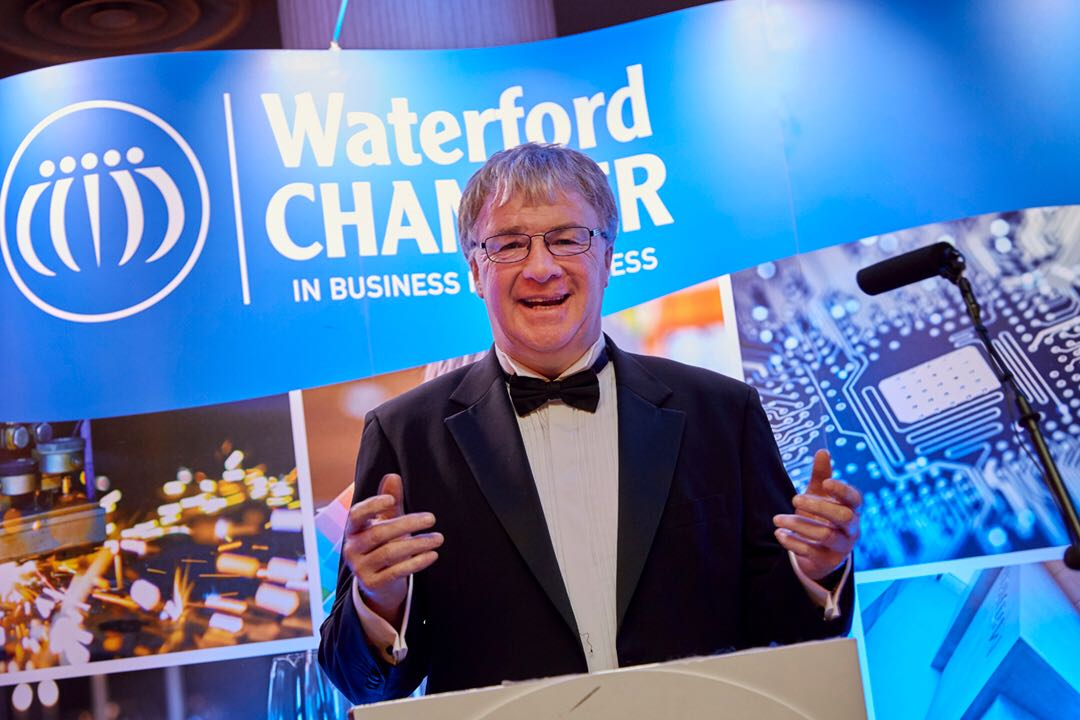 The CEO of Waterford City and County Council says after a few very tough years Waterford is now in a positive place.