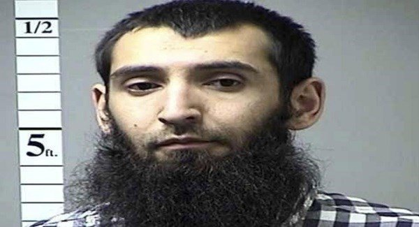 NY terror suspect appears in court