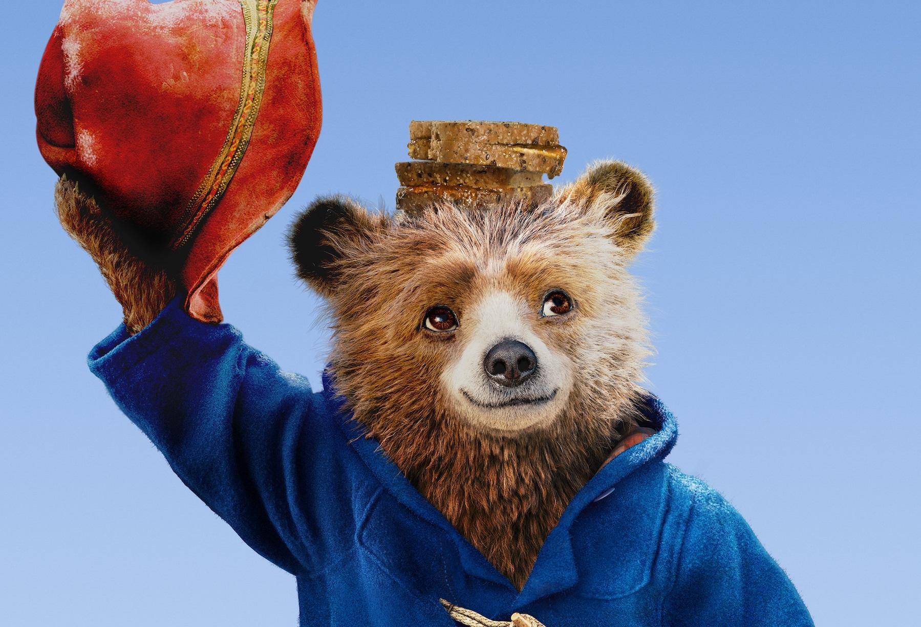 "Big Breakfast Blaa movie reviewer Maria McCann loved ""Paddington Bear 2"""