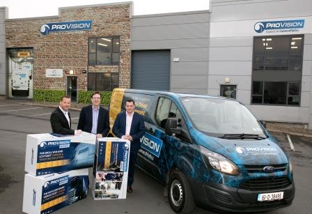 Waterford venture fund announces investment into motor tech company.