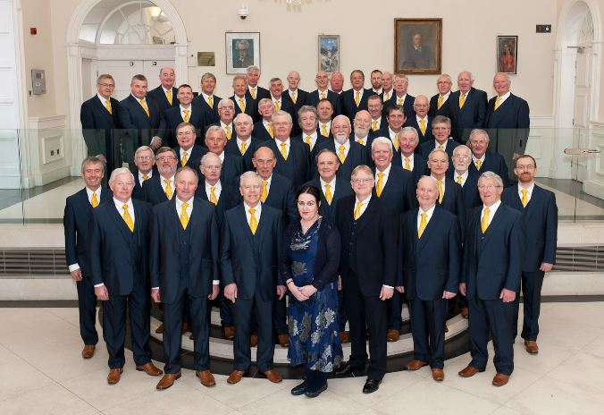 Waterford Male Voice Choir's Annual Christmas Concert
