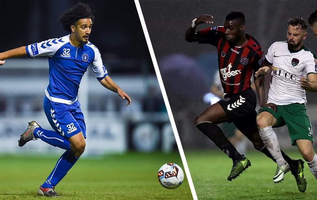 Waterford FC has announced the signings of Limerick FC midfielder Bastien Héry and Bohemians striker Ismahil Akinade.