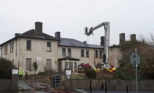 Plans to redevelop Ferrybank site for housing will go ahead despite fire