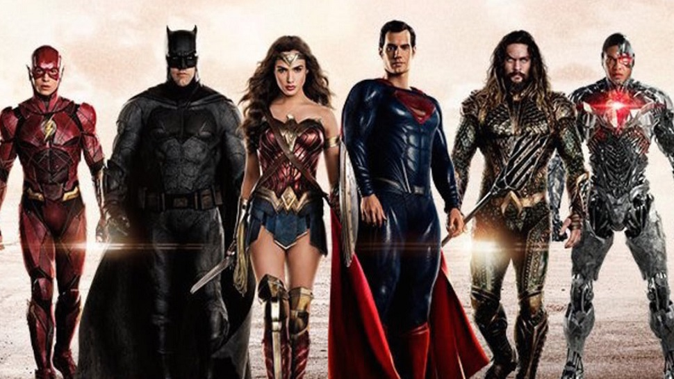 "Have you seen ""Justice League"" yet? Maria McCann reviews it on The Big Breakfast Blaa"