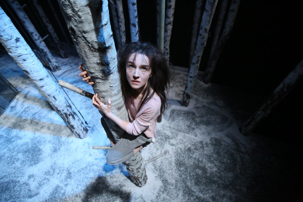 """Listen: Waterford's Katie Honan speaks to Mary about her role in """"Let the right one in"""" at The Abbey Theatre"""