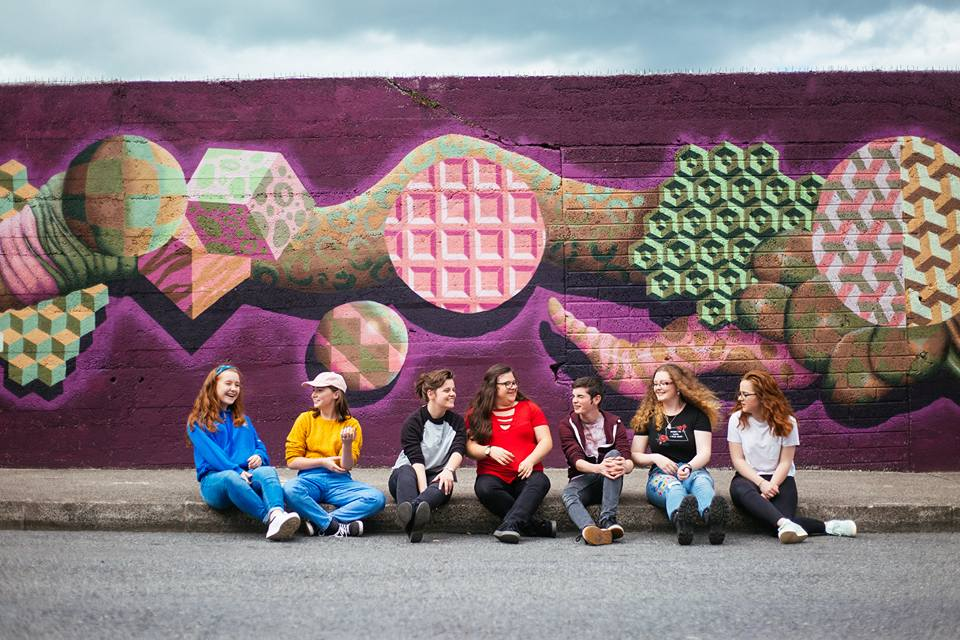"""Listen: """"The Lit"""" is a festival for teenagers, by teenagers and it takes place in Waterford this weekend"""