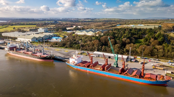 Southeast ports combine forces to offer alternative to Dublin