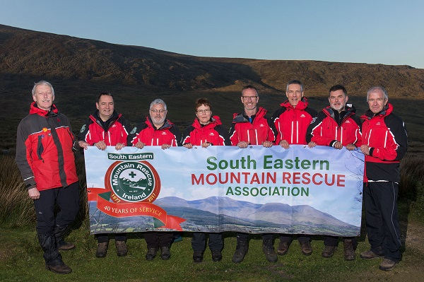 South Eastern Mountain Rescue celebrate 40 years in existence