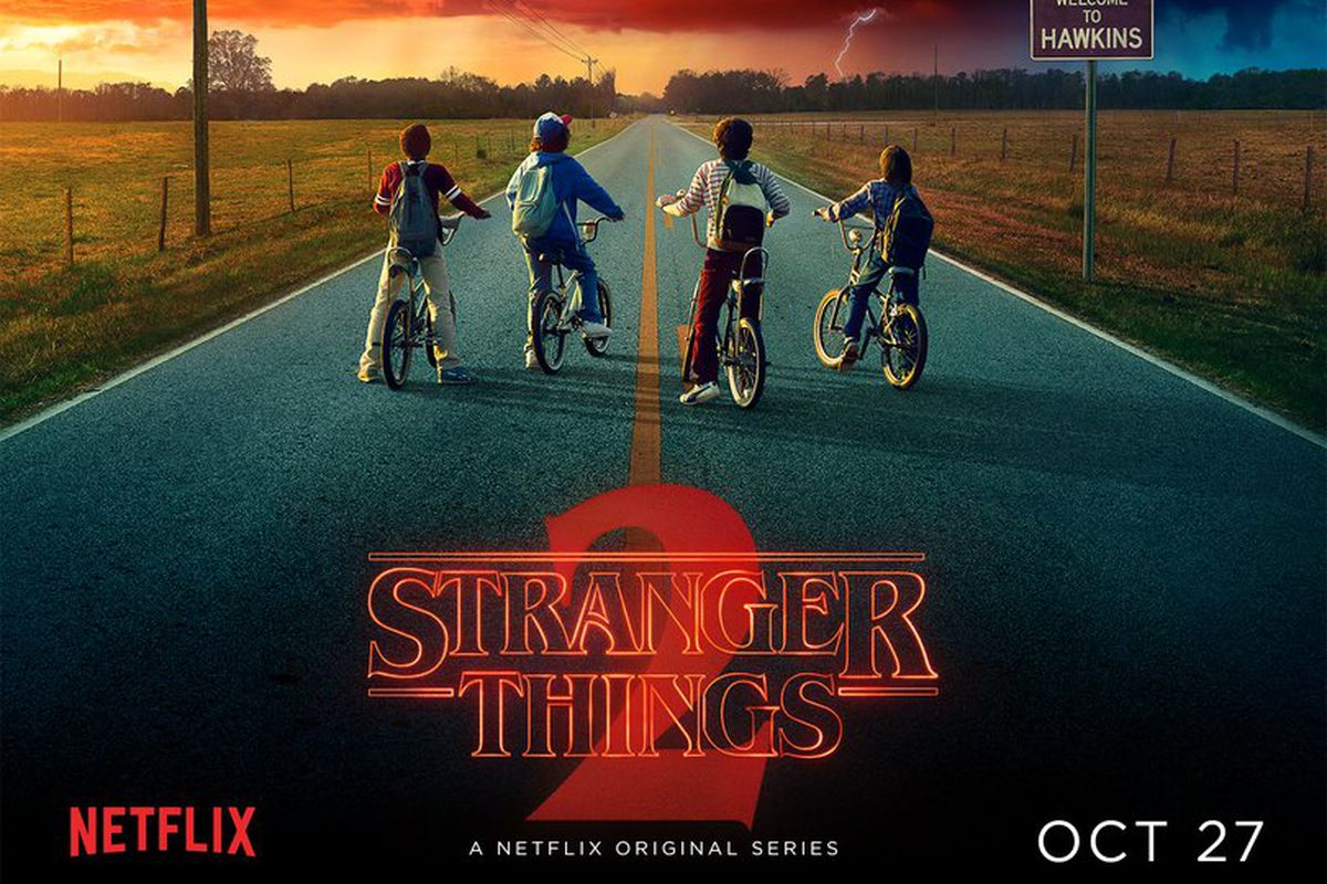 """Jenny o Connor gives us her thoughts on """"Stranger Things 2"""""""
