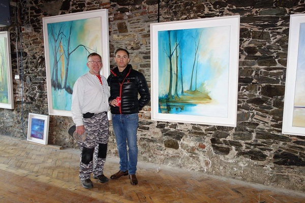 'Pop-up' art exhibition to open in Waterford
