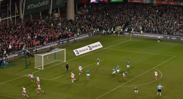 Rebuilding the supply of talent in Irish football