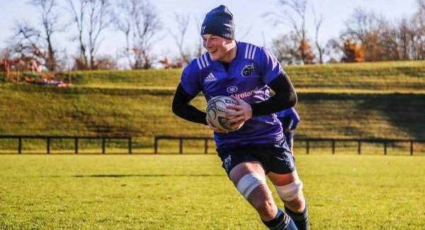 Jack O'Donoghue from Waterford is named in the Munster Team to face Ospreys