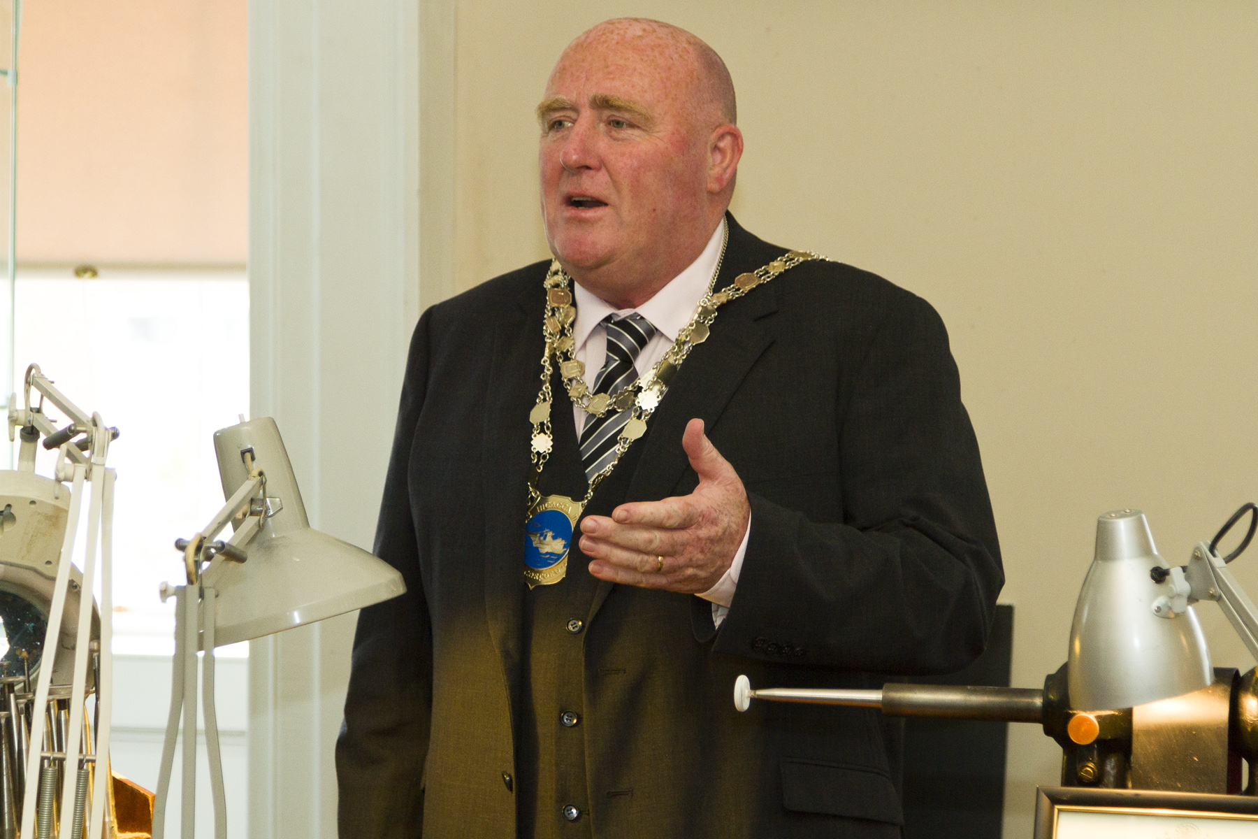 There has been a call for Waterford to be given the go ahead for a directly elected Mayor.
