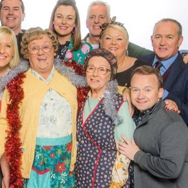Waterford's Richie Hayes a big hit on Mrs. Brown's Boys.