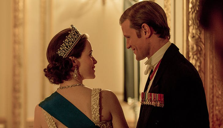 """The Crown"" is back on Netflix and Jenny tells Ollie and Mary she's loving Season 2"