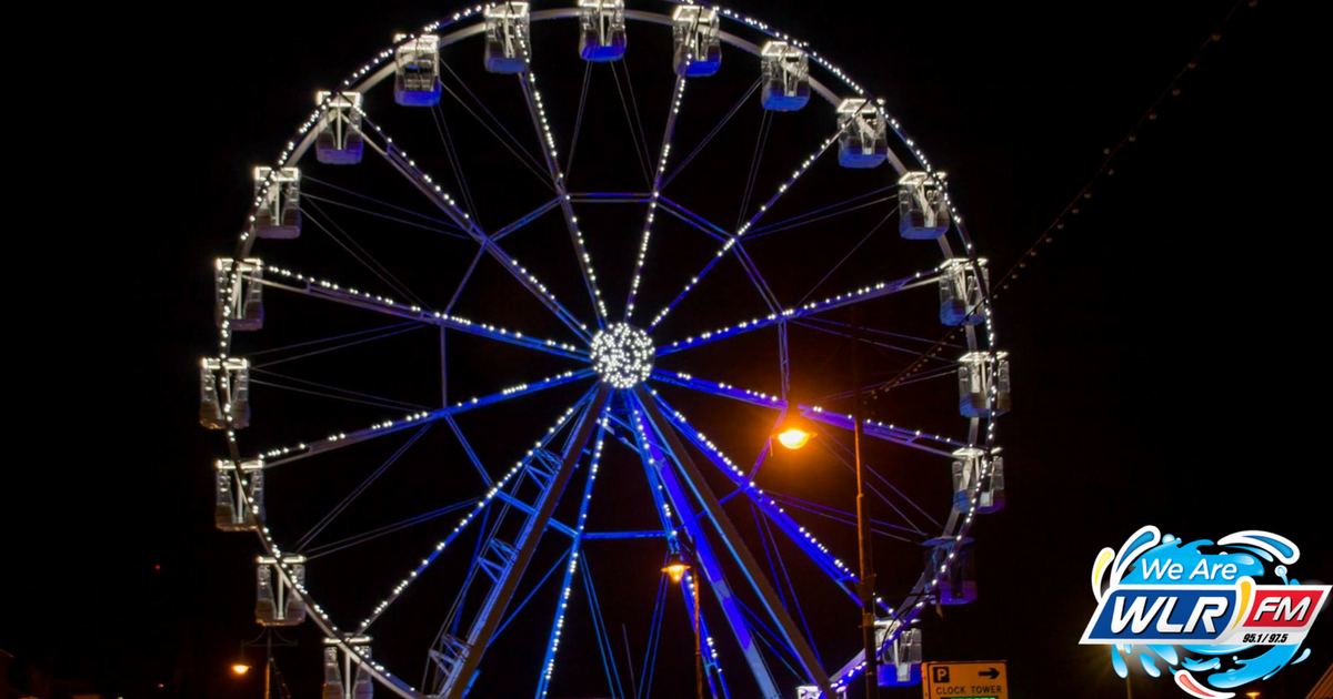 WIN: Tickets for the Waterford Eye!