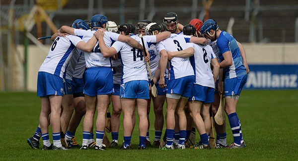 Waterford hurling team to face Cork named