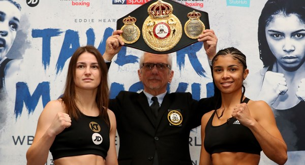 Katie Taylor to defend WBA title tonight