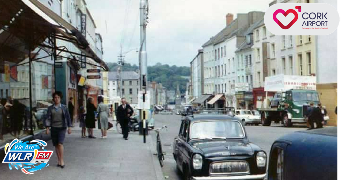 Listen: Frankie McEvoy chats to Geoff about his collection of old pictures of Waterford