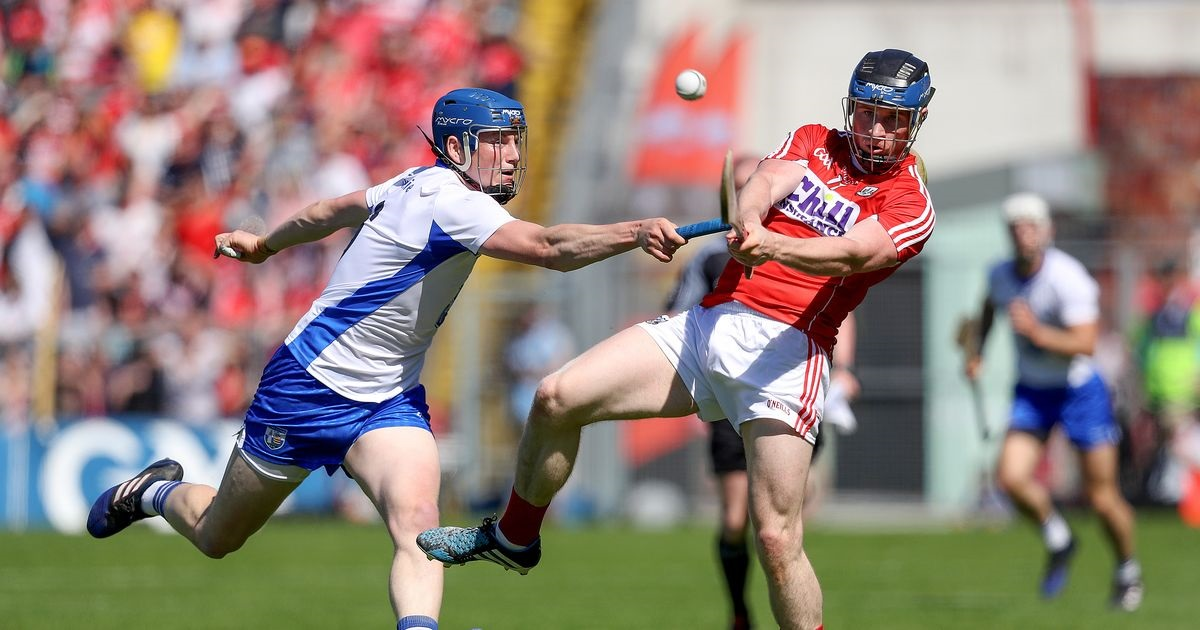 Waterford's Austin Gleeson expecting 'a good game' against Cork in this afternoon's Hurling League clash