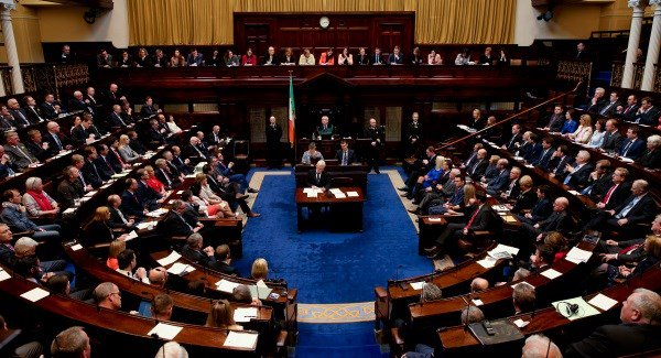 Protests planned outside the Dáil as TDs return after Christmas break