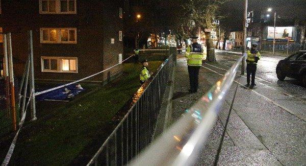 Man dies in gangland shooting in Dublin's North Inner City