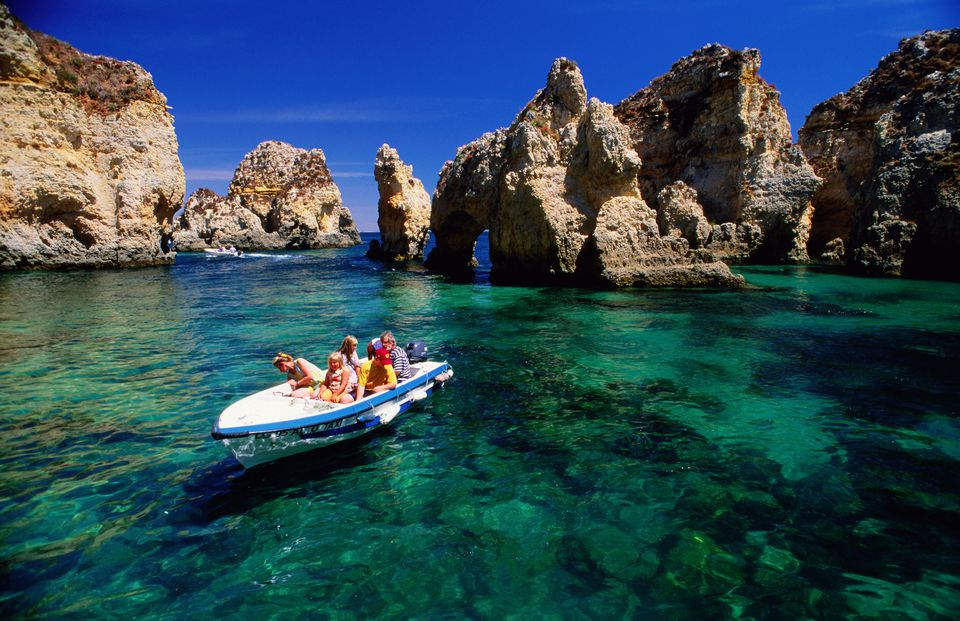 Top ten things to do in the Algarve