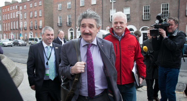 Waterford Minister of State John Halligan has called for a reasoned debated in the upcoming referendum on abortion.