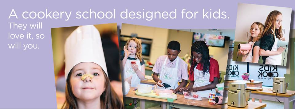 Listen: Geoff chats to Lisa Halpenney about her cooking school for kids