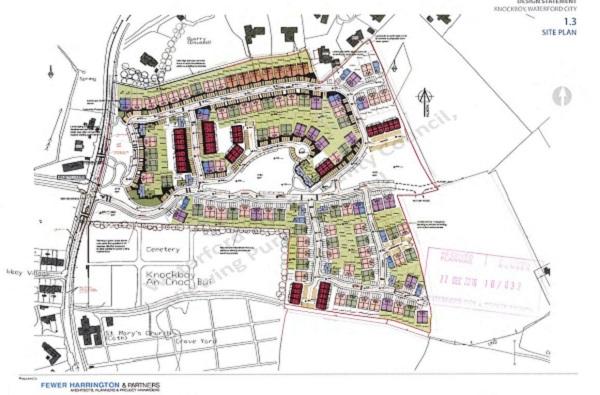 Planning permission overturned for houses in Ballygunner
