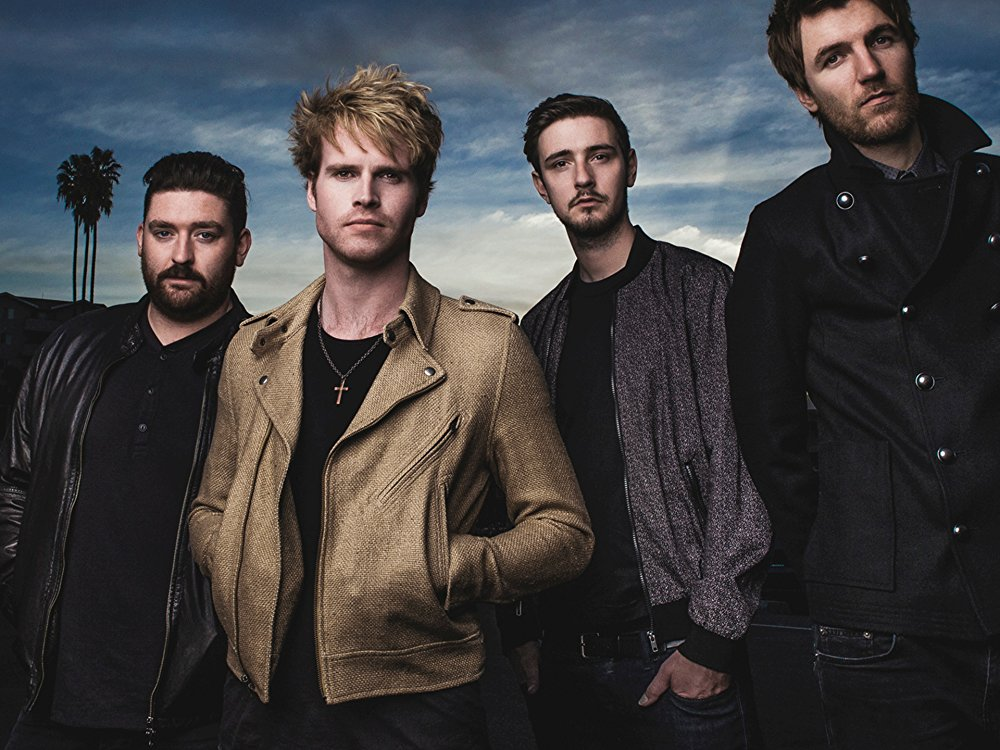 Kodaline announces June date for Cork's Live at the Marquee