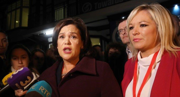 Nominations for Sinn Féin leadership close evening