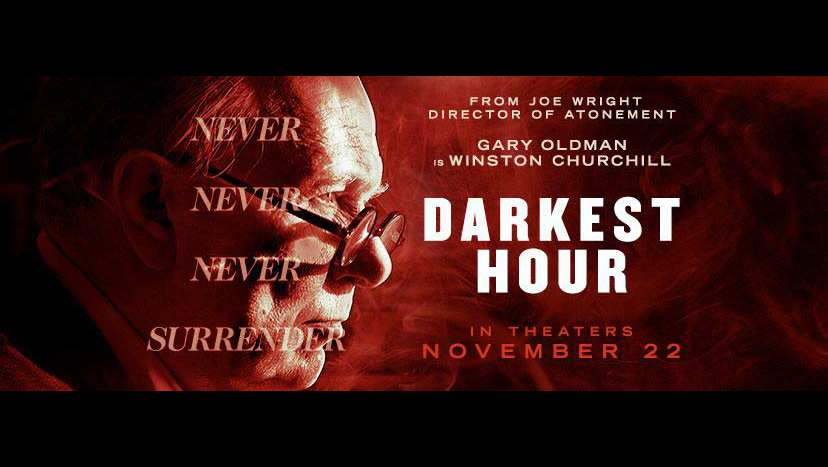 """Maria McCann gave Ollie and Mary her thoughts on the Winston Churchill movie """"Darkest Hour"""""""