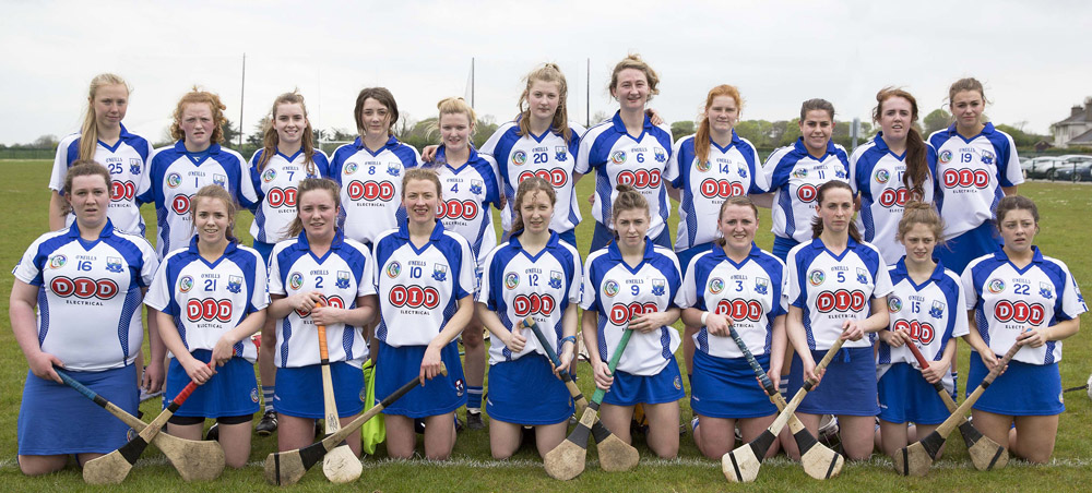 Waterford camogie side gearing up for League opener