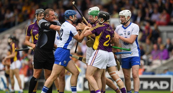 Waterford hurlers get set for local derby on Sunday.