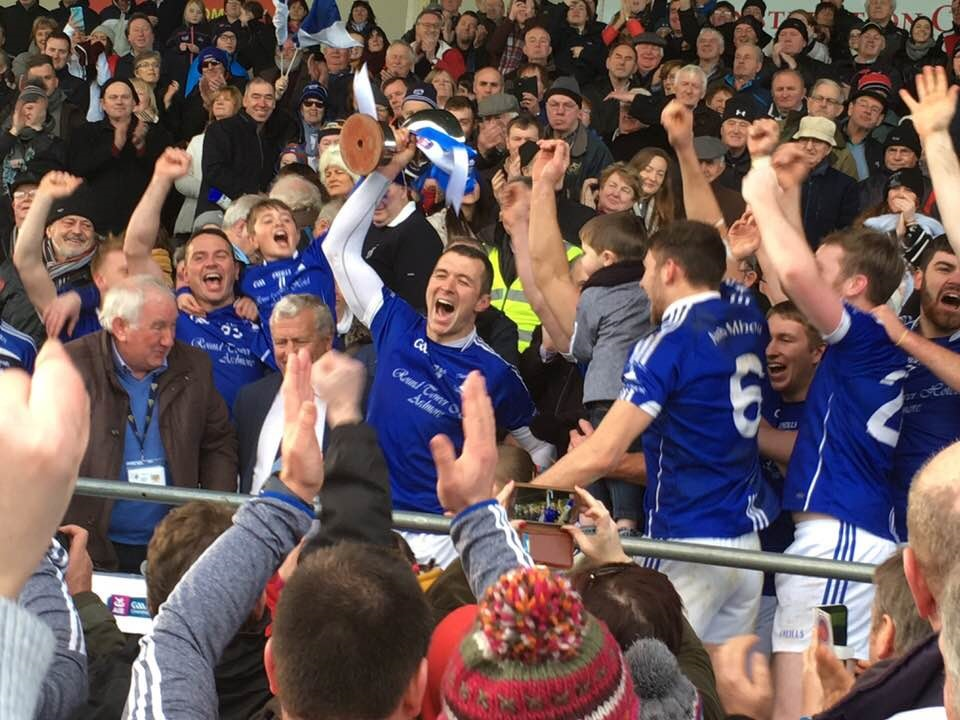 'The Ardmore Roar': Nicholas Lenane pens brilliant poem ahead of Ardmore's All-Ireland Final