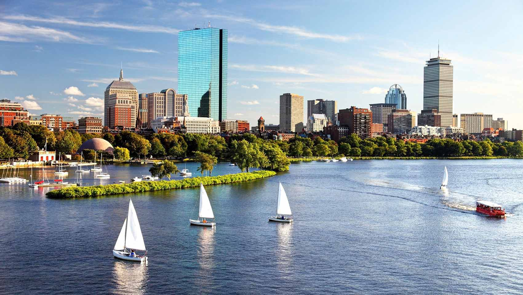 Our Top Ten Things to do in New England USA