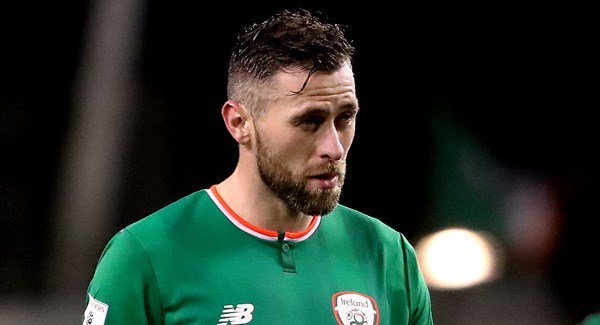 Waterford's Daryl Murphy has announced his retirement from international football