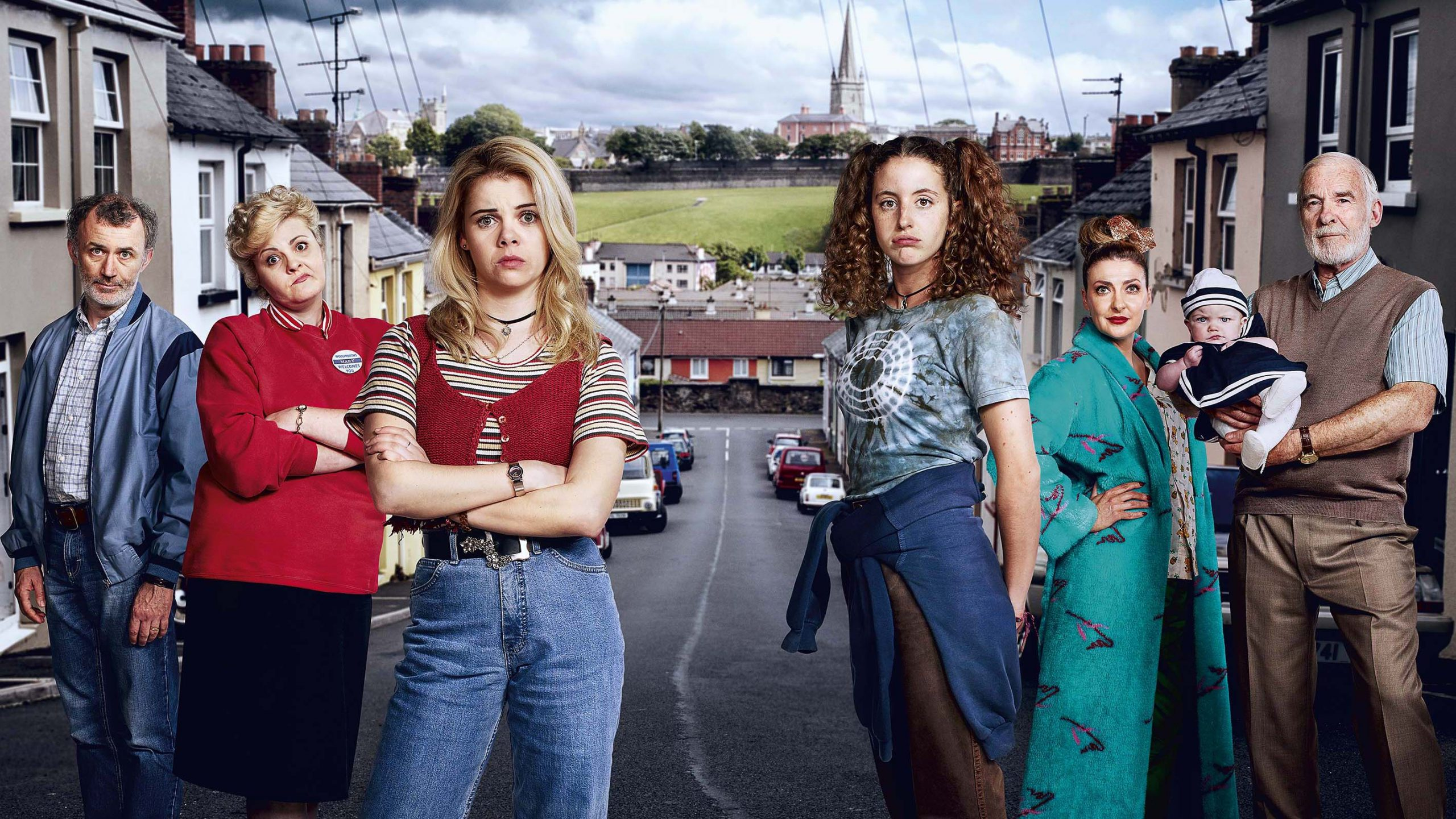 """Have you seen """"Derry Girls"""" on Channel 4? Jenny gives it the thumbs up on """"The Big Breakfast Blaa"""""""
