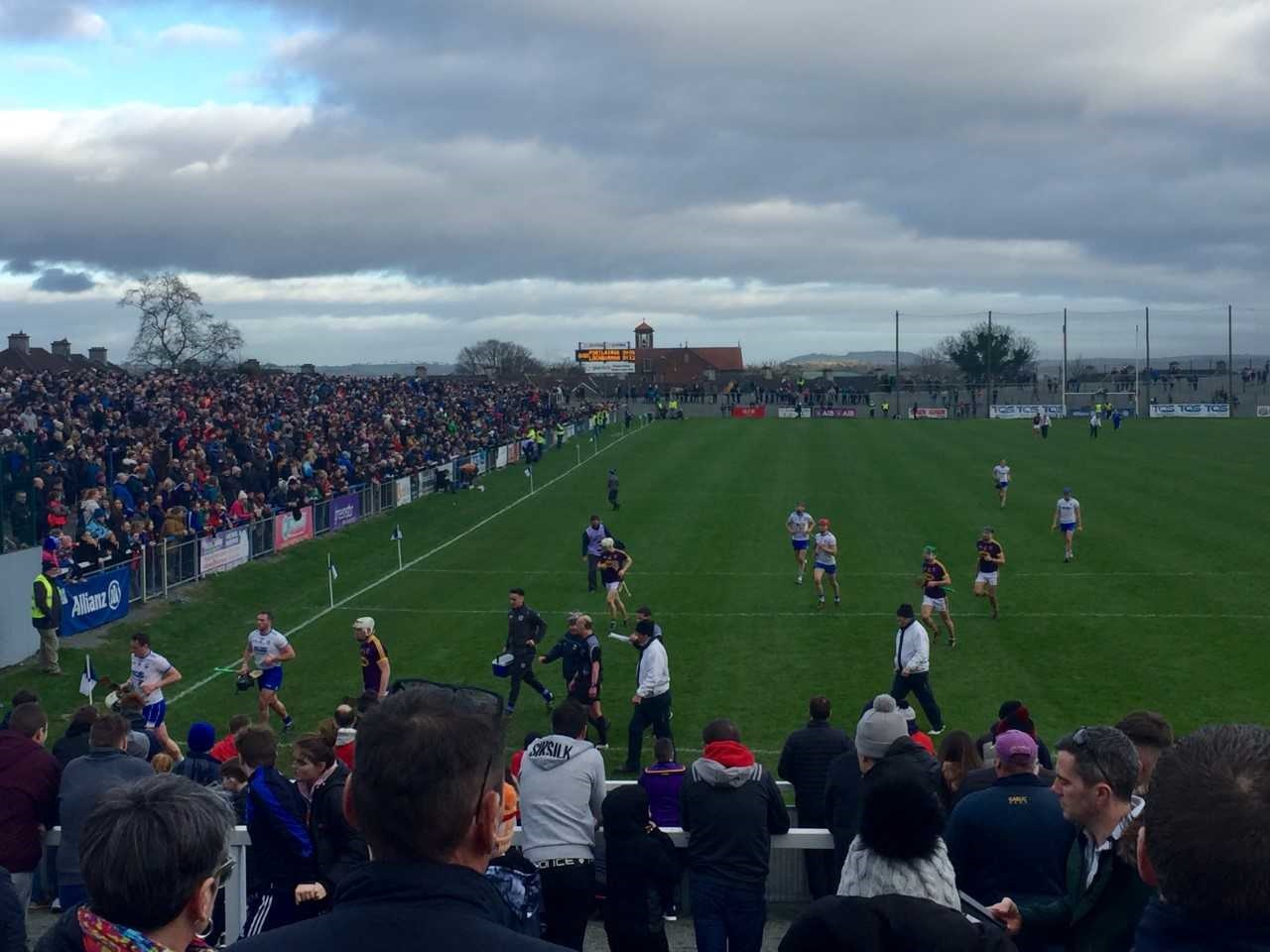 Wexford take the spoils at League opener in Walsh Park