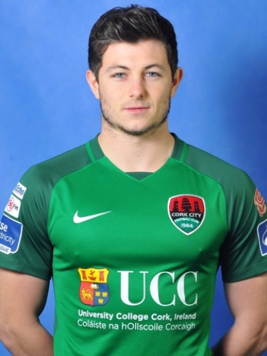 New signing at Waterford FC
