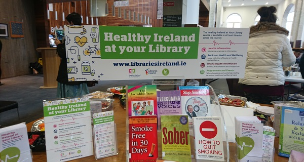 Waterford Libraries launch Healthy Ireland programme