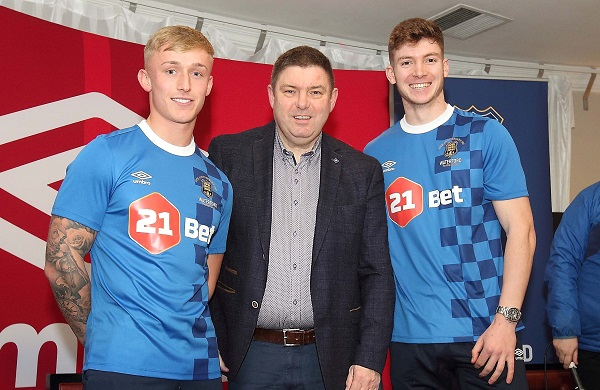 Waterford FC gearing up for return to the Premier Division