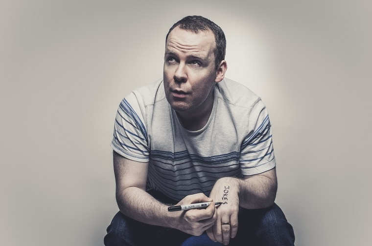 Neil Delamere-Butch Cassidy and the Sundance Pensioner at The Theatre Royal