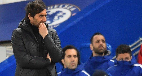 Speculation around Conte's Chelsea future cools