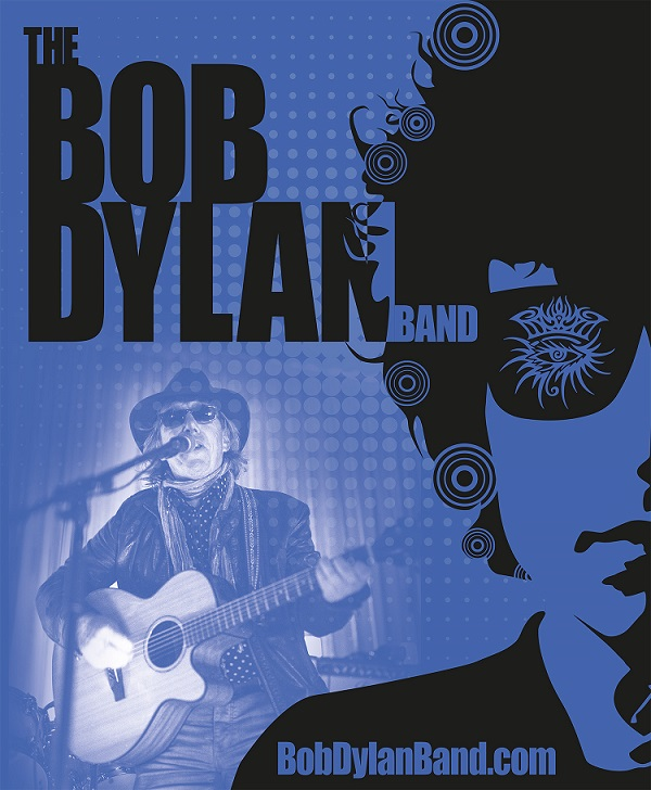 Listen: Geoff chats to Jay Black from The Bob Dylan Band