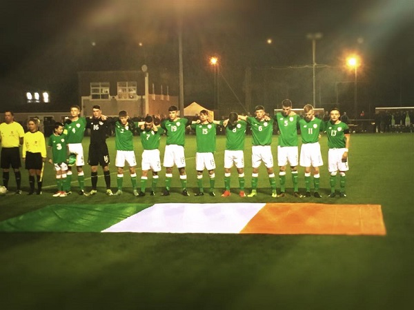 Ireland and Wales play out scoreless draw in Tramore's Graun Park